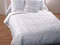 postelne-pradlo-micro-metallic-curl-lines-white