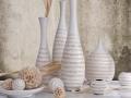 Biela keramika MILANO