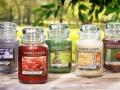 Yankee Candle sviečky rôzne vône