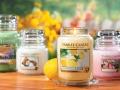 Yankee Candle sviečky svieže vône