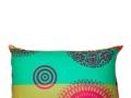 Vankúše Desigual Pillow Rainbow