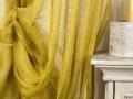 Klasicky vyviazaná záclona