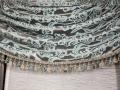 klasický záves barokový vzor,strapčeky