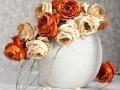 Krásna dekorácia klasických aj romantických  interiérov ... ruže