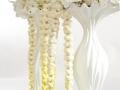 Kvety ... romantické biele