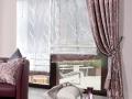 Klasicky záves staroružový kombinovany s rímskou roletou