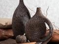 Keramika hnedá MADERA  , prírodný vzhľad